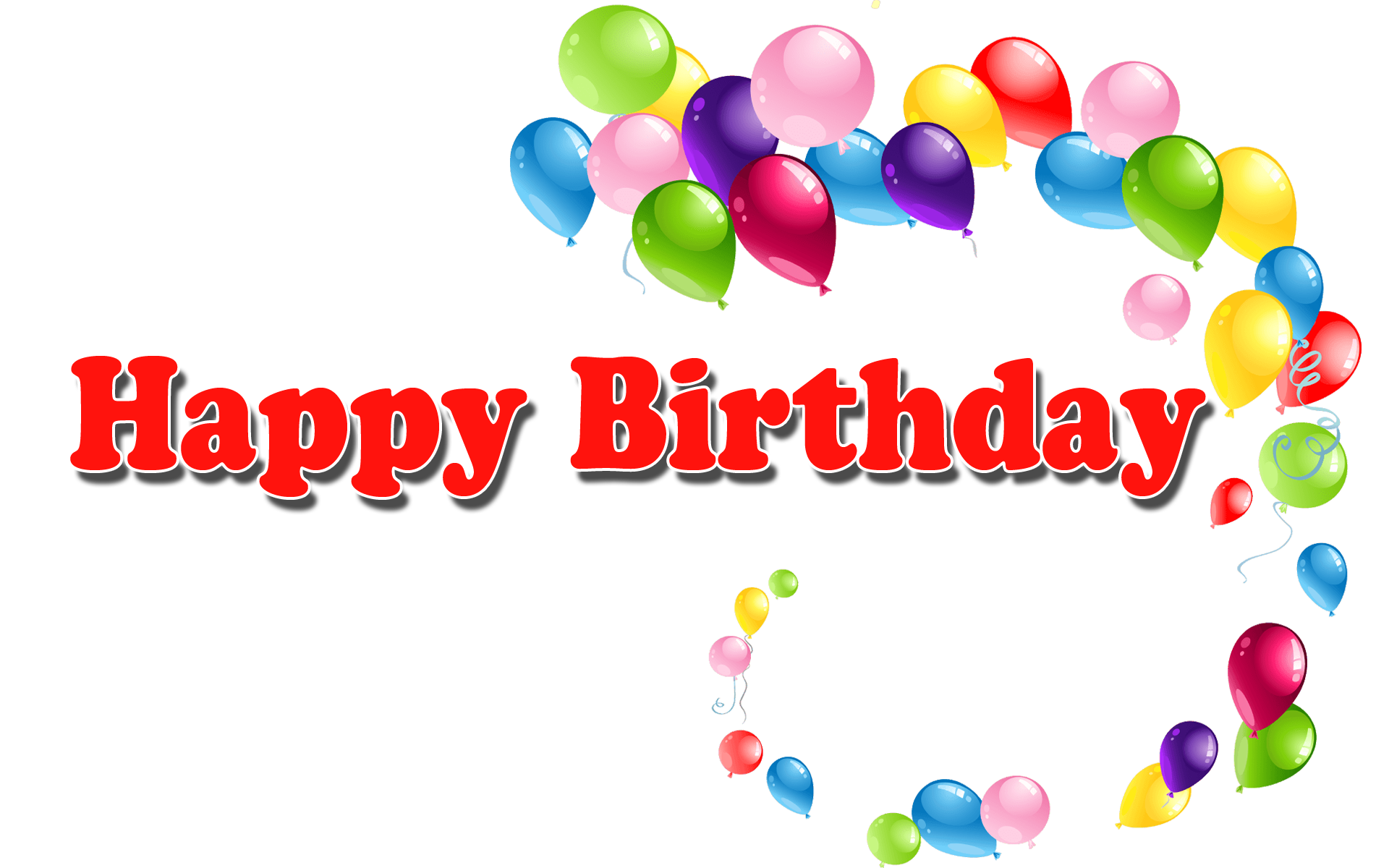 Birthday png. Happy pics names