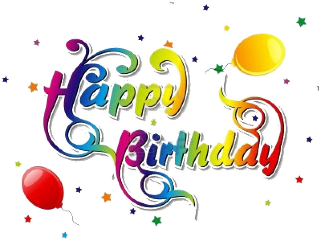 Hd pictures transparent images. Happy birthday background png png black and white stock