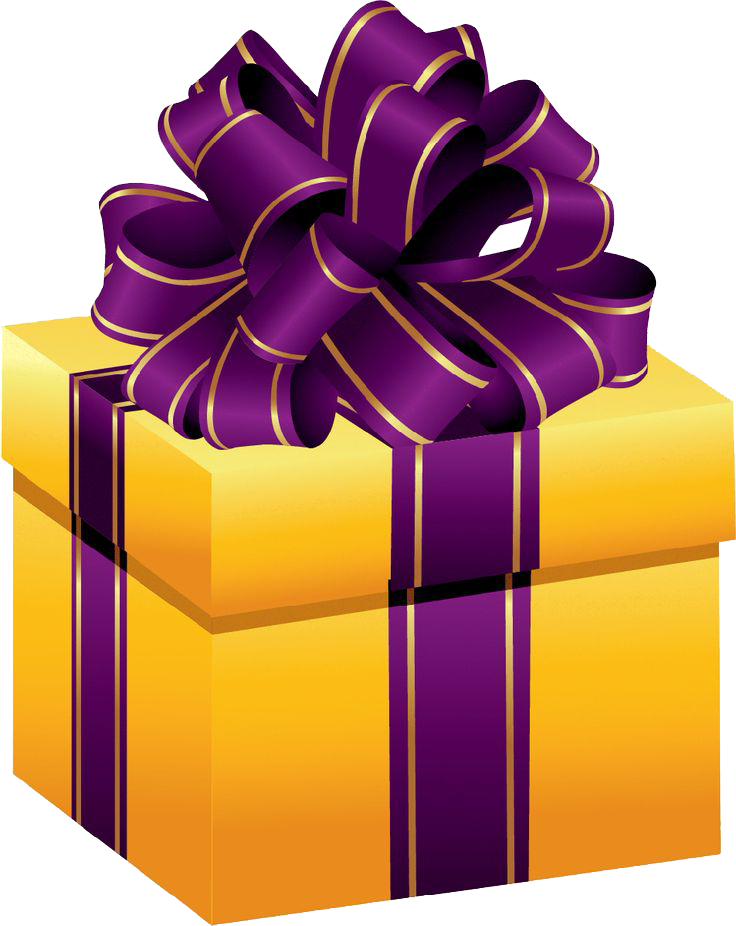 Birthday presents png. Images transparent free download