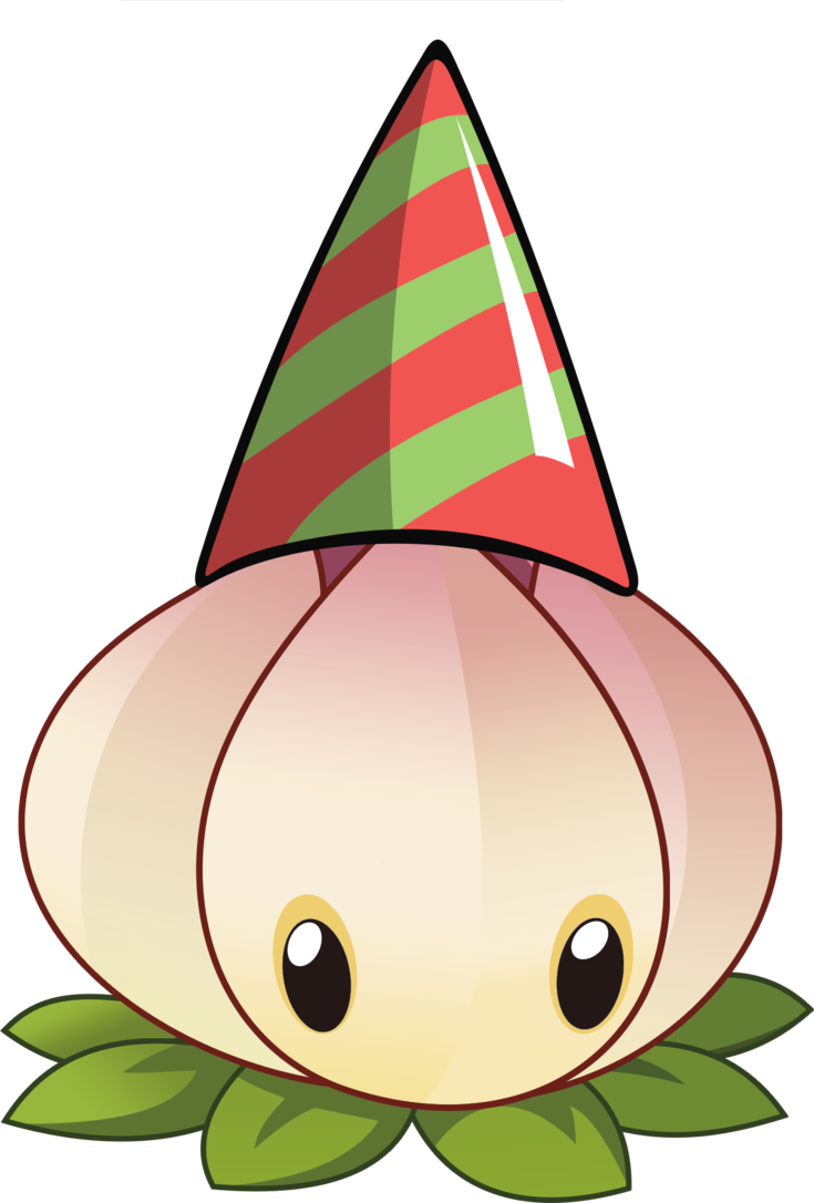 Birthdays plants vs zombies png. Power lily costume th