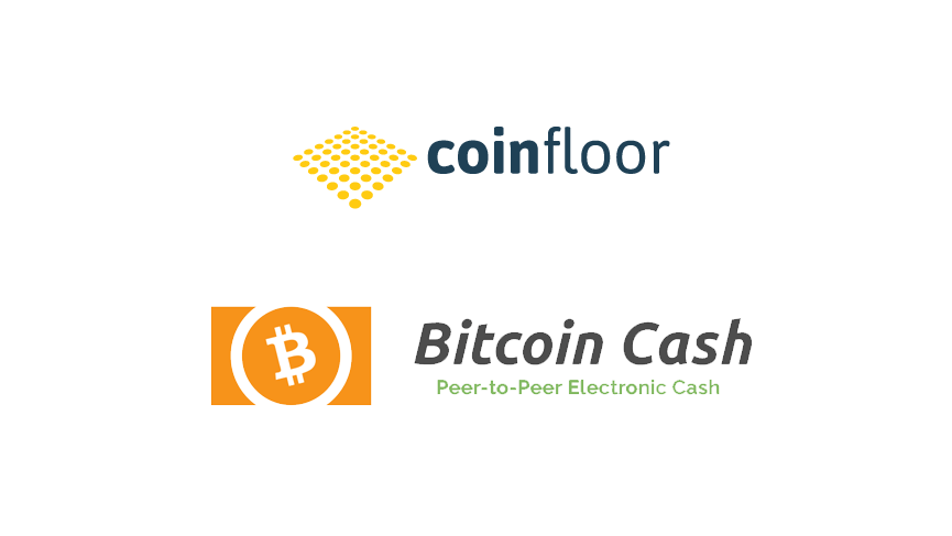 Bitcoin cash logo png. Coinfloor decides to list