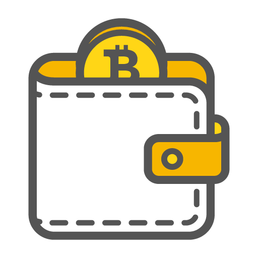 Bitcoin wallet png. What s a crypto