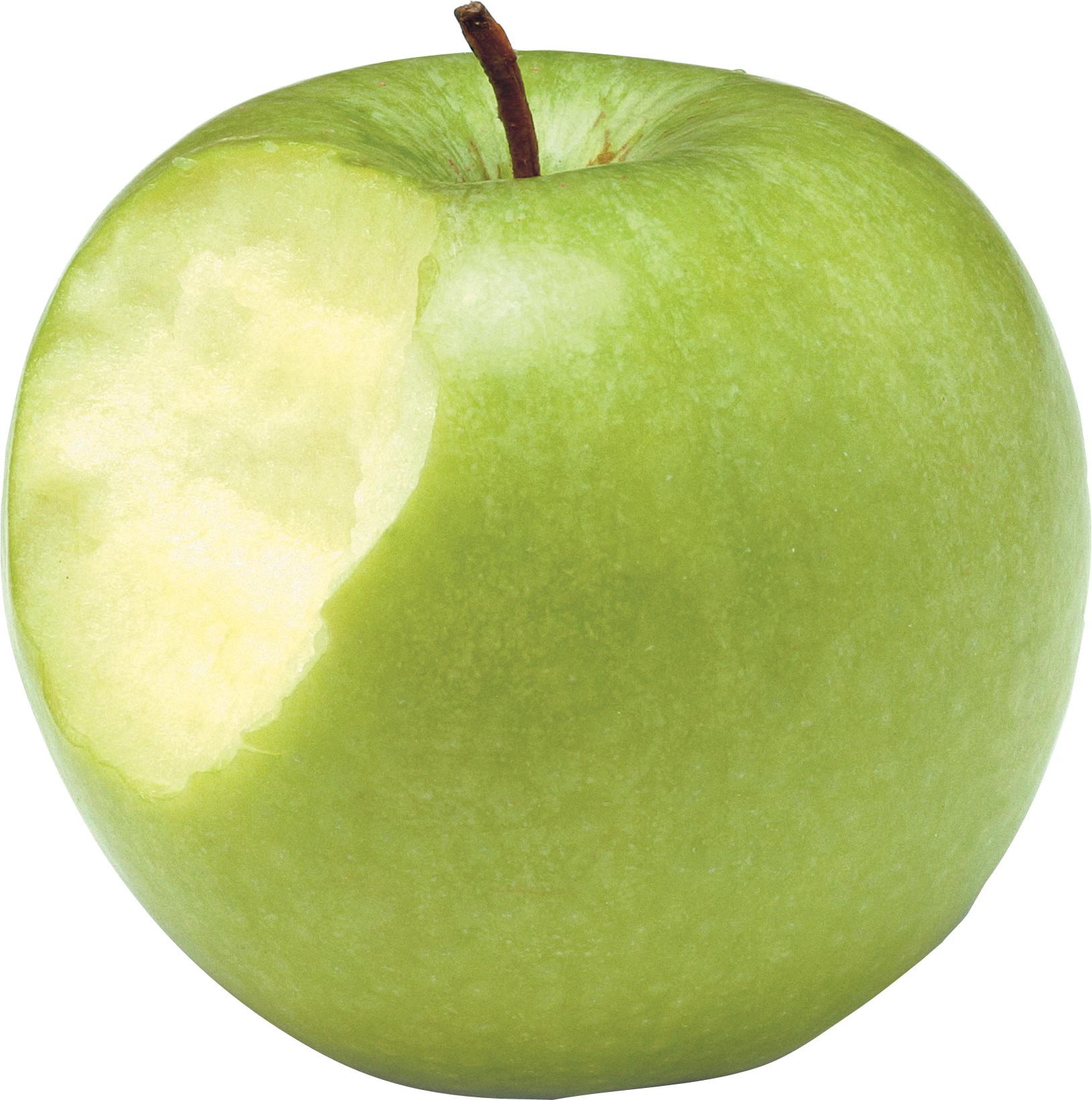 Bitten apple png. Images free download green