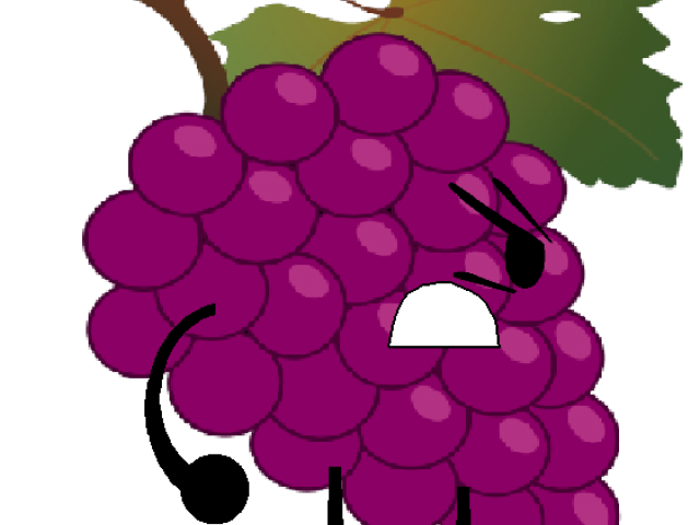 Huge grape. Clipart free download on