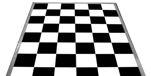 black and white dance floor png #65995227