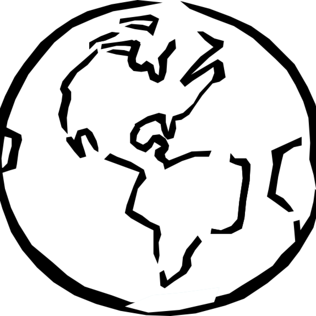 Black and white earth png. Clipart dinosaur hatenylo com