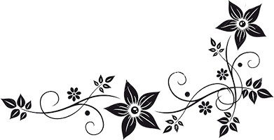 20 Black And White Flowers Png For Free Download On Ya Webdesign
