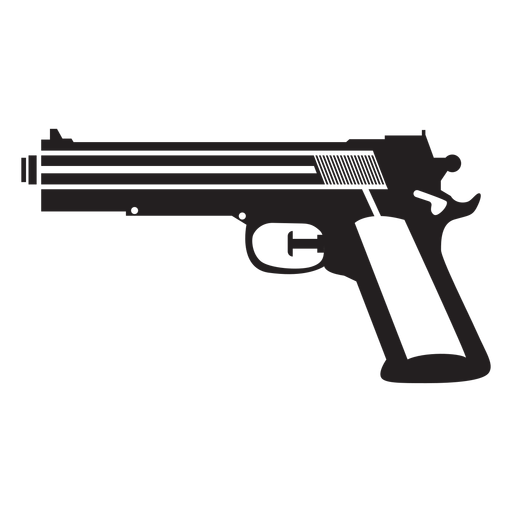Vector barrel black and white. Water pistol transparent png