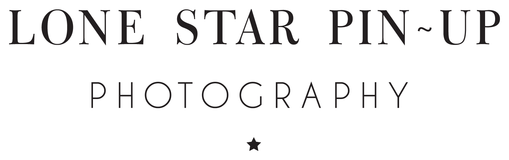 Black and white pin up png. Lone star