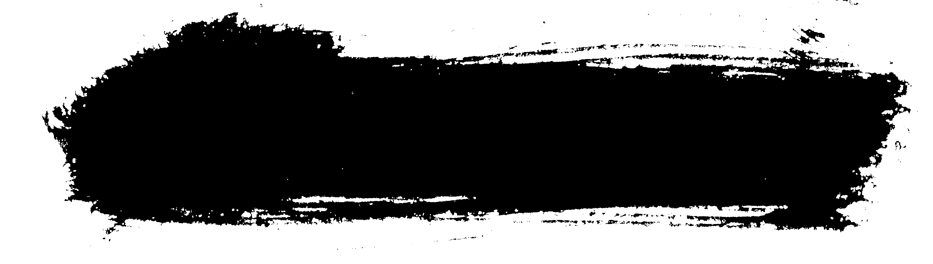 Black banner png. Grunge brush stroke
