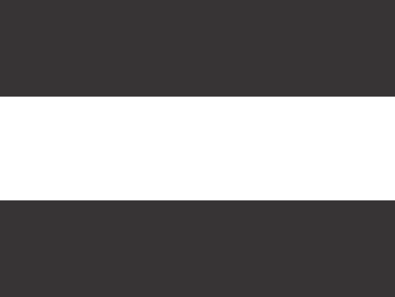 Black bars png. X car magnet