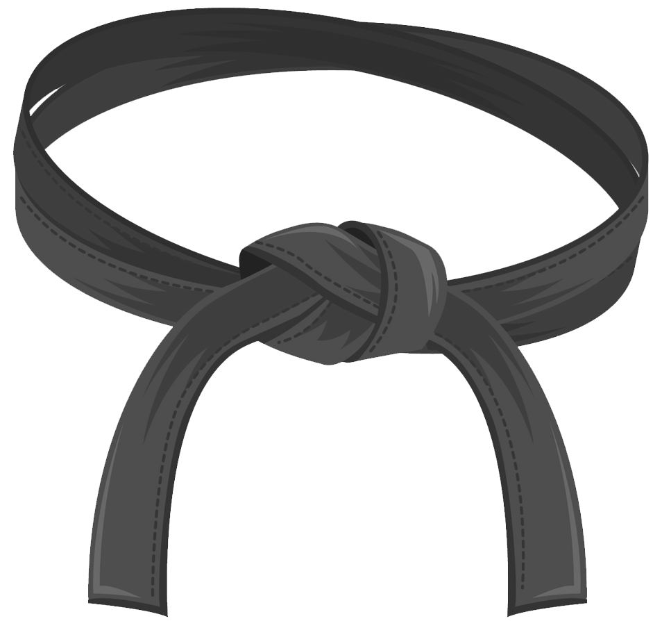 Belt clipart leather belt. Master black butler active