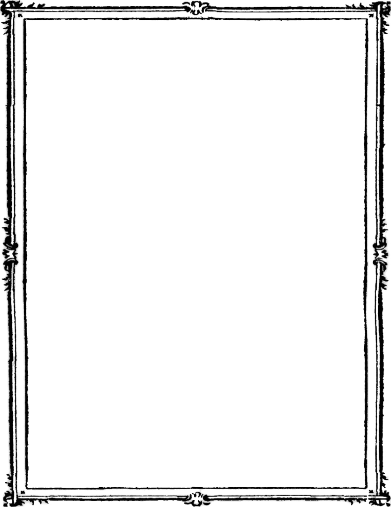 Black photos peoplepng com. Border frame png graphic free library