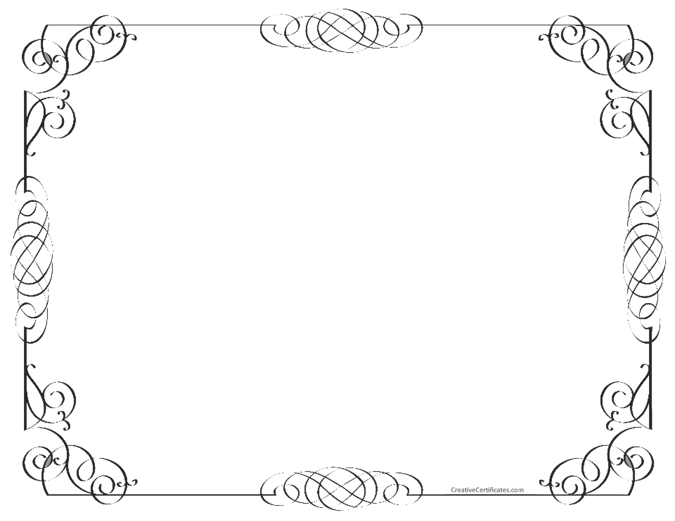 White borders png. Black fast lunchrock co