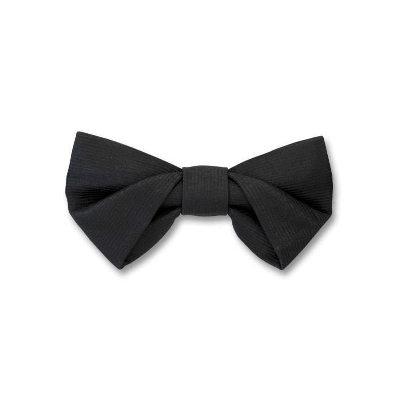 Black bow tie png. Folding in unique ties
