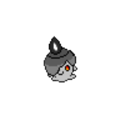 Black candles png. Image litwick project pokemon