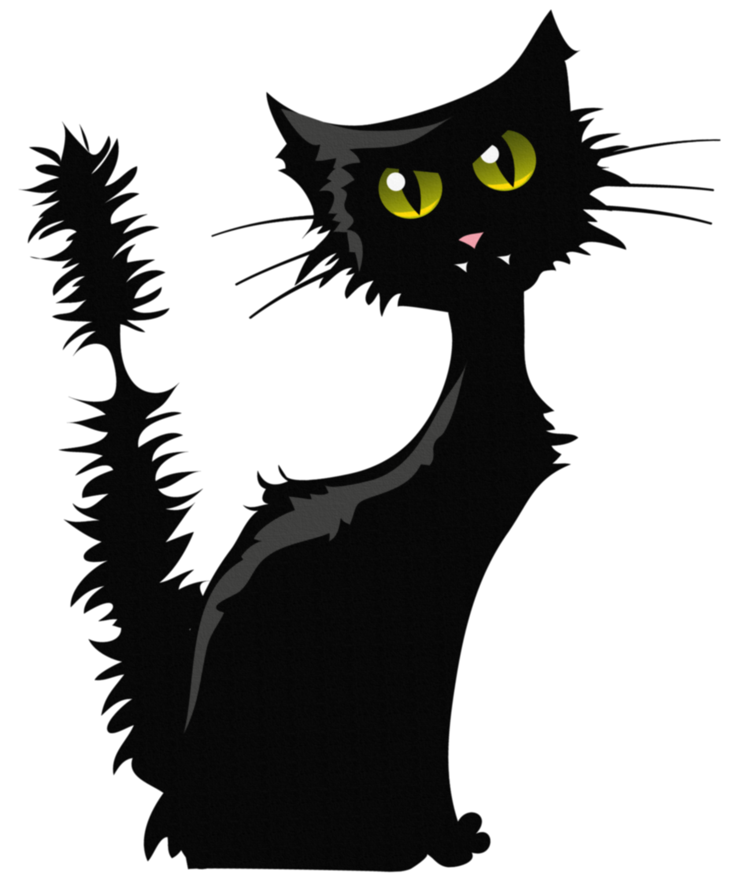 Black cat clipart png. Image gallery yopriceville high