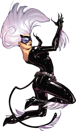 Catwoman transparent black cat marvel. Character comic vine ultimate