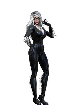 catwoman transparent character marvel