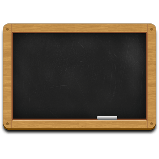 Chalkboard transparent wooden. Black icon psd graphicsfuel