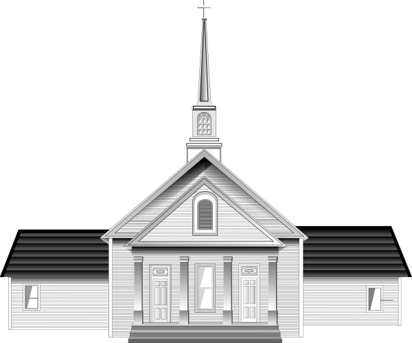 Black church png. Free hd transparent images