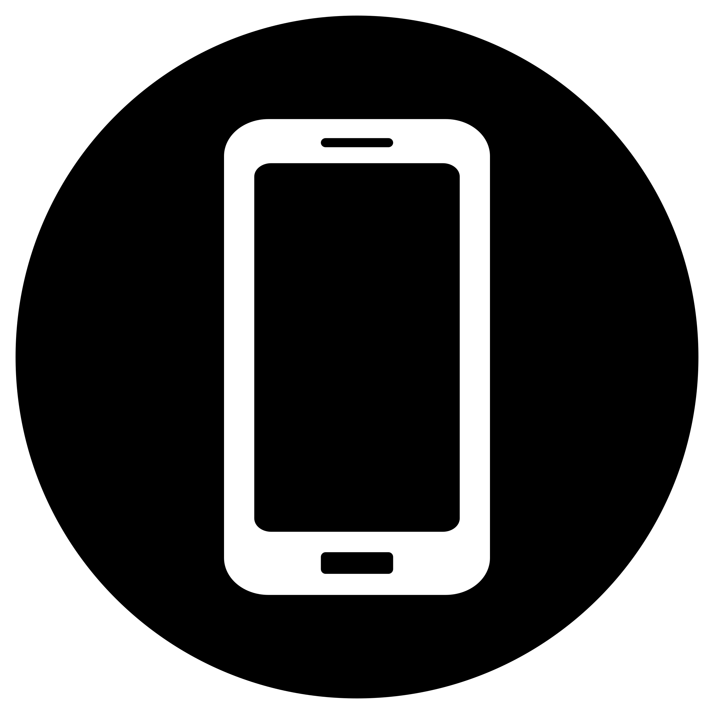 Iphone white icon buttons png. Clipart mobile on black