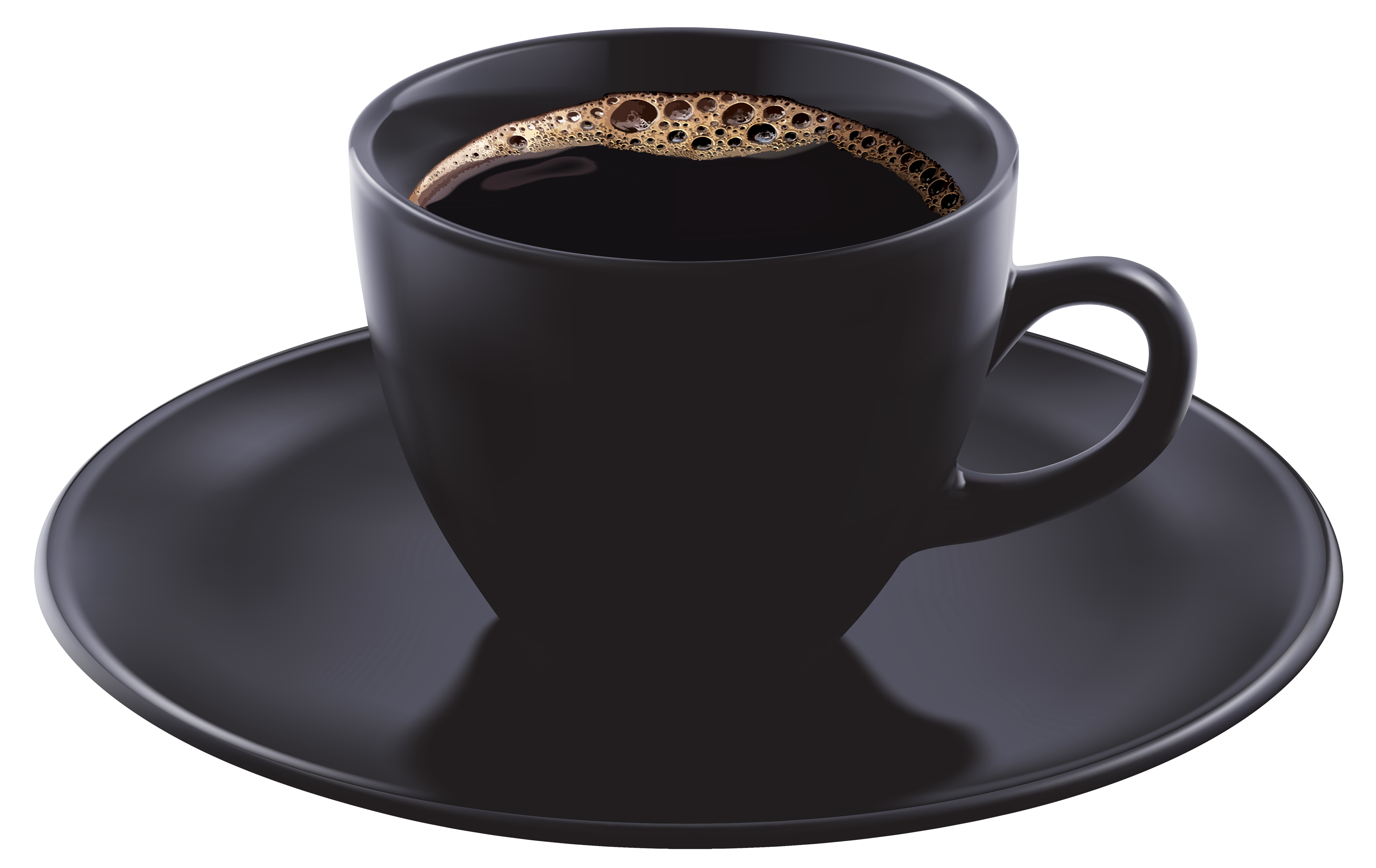 Coffee cup png transparent background. Black clipart image gallery