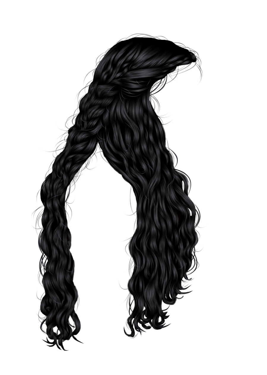 Black curly hair png. Curls download image arts