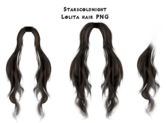 Black curly hair png. Favourites by galdimi on