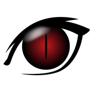 Satan eyes png. Devil eye clip art