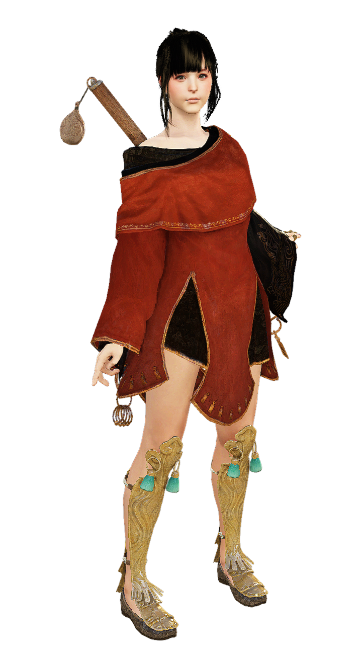Black desert png. Anyone know what costume