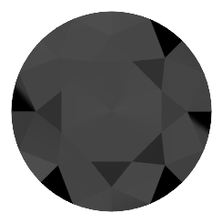 Round platinum ring with. Black diamond png banner freeuse library