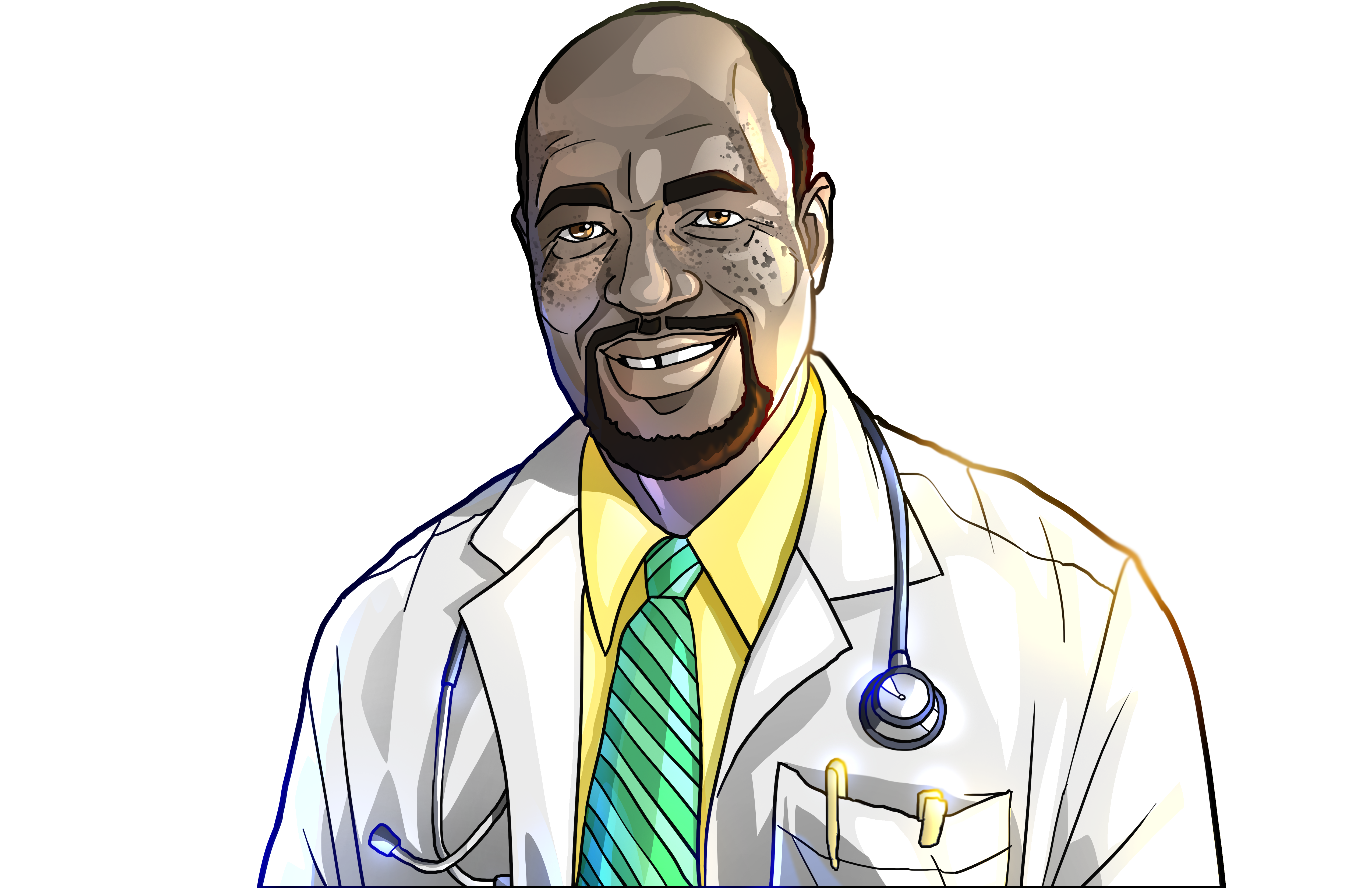 Black doctor png. Doctors illustrations skillscommons repository
