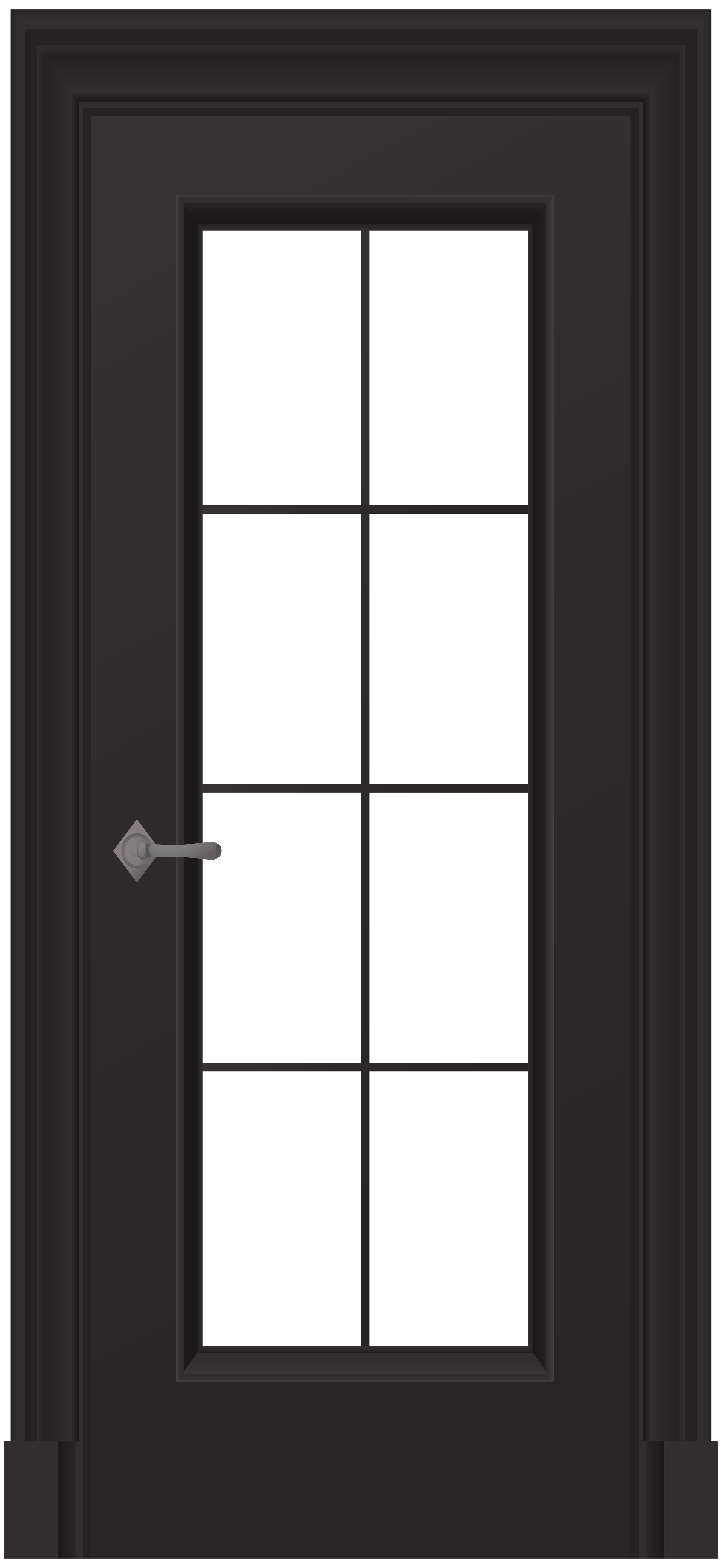 White door png