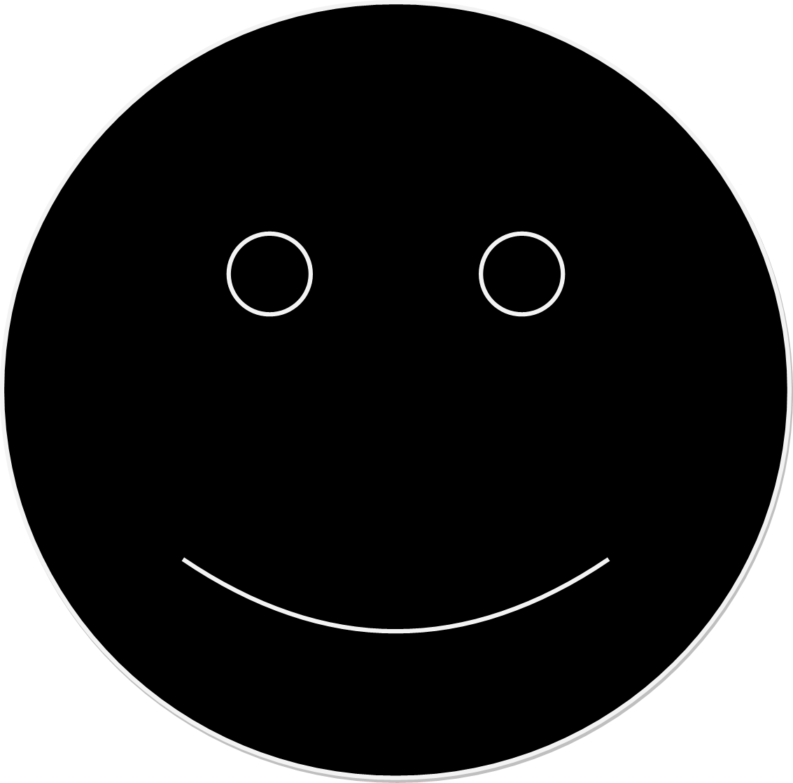 Black face png. File smiley wikimedia commons