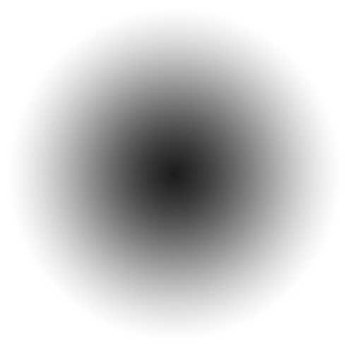 Black fade circle png. Gradient spearfish