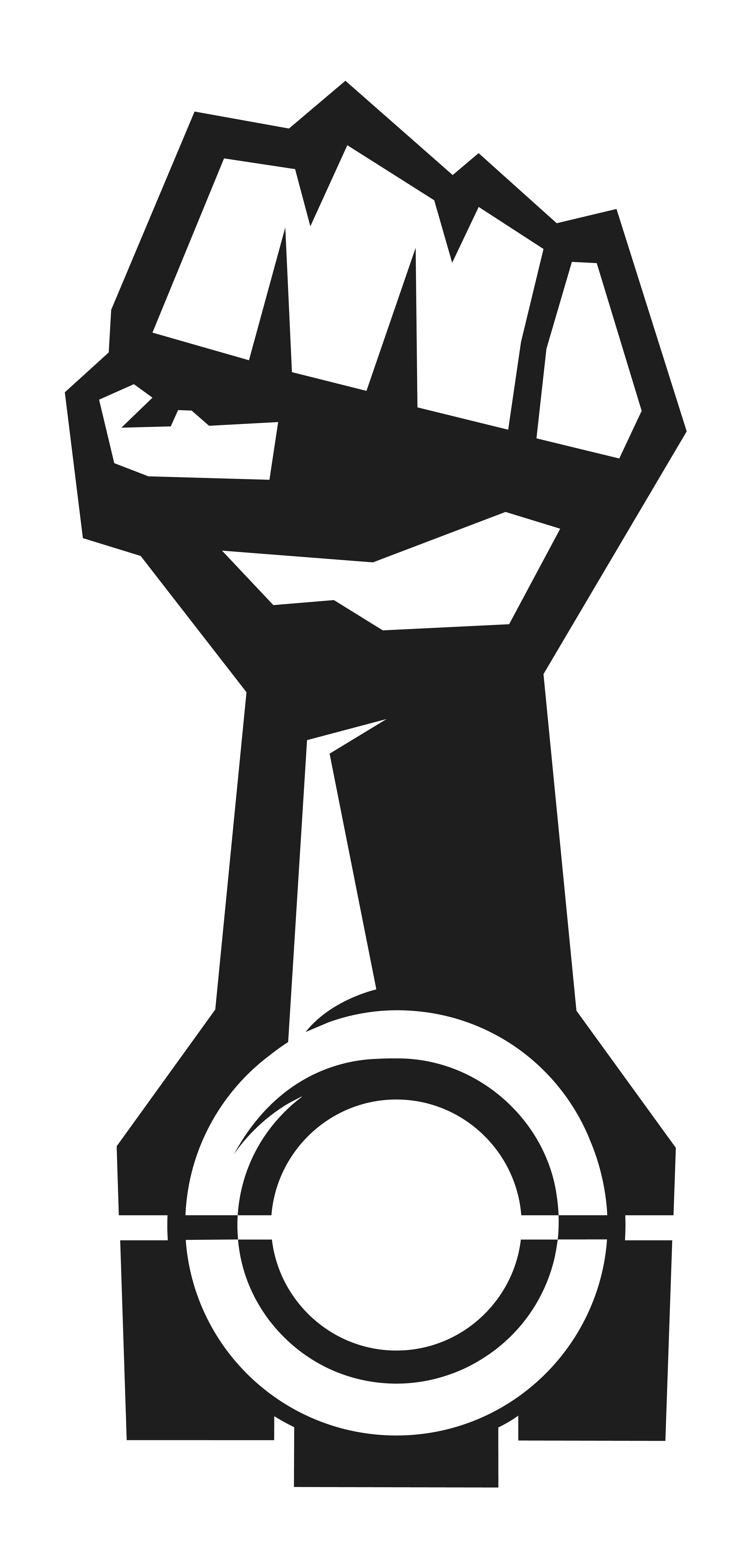 Black fist png. Index of wp content