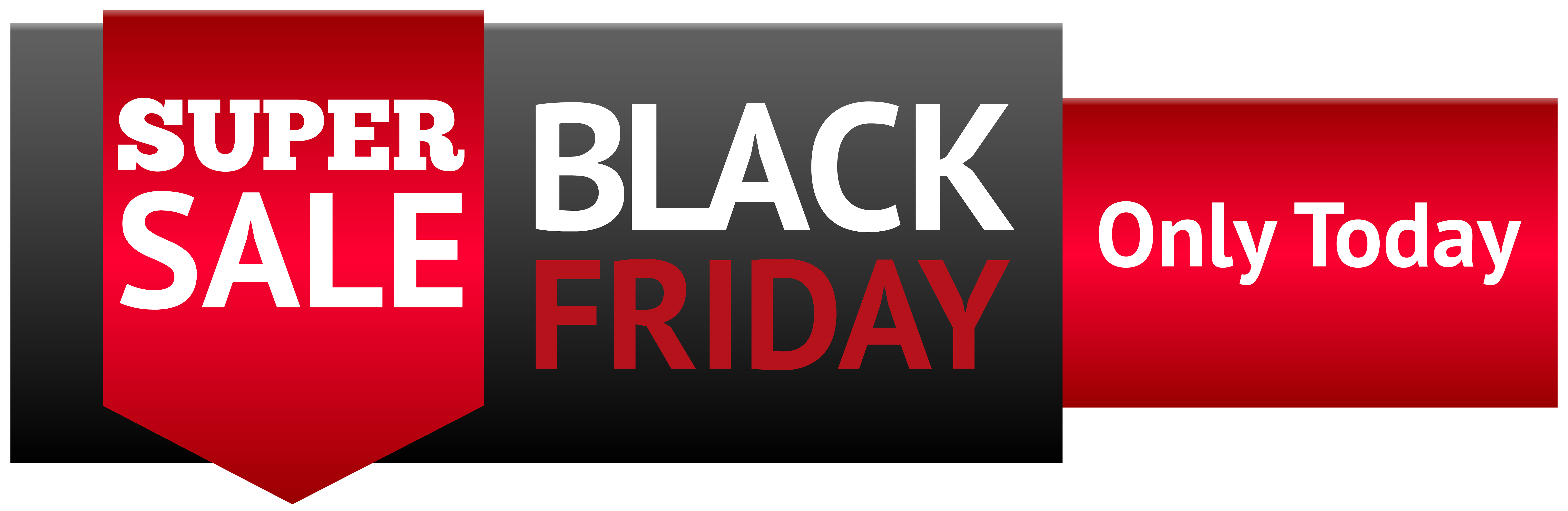 Image gallery yopriceville high. Black friday banner png png black and white library
