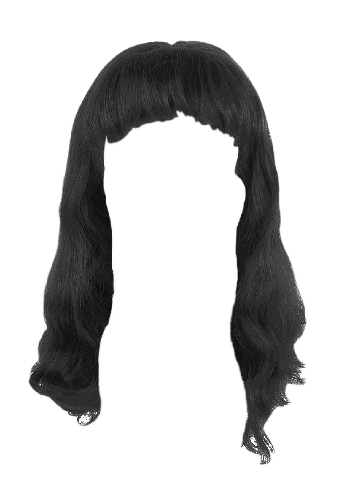 Girls transparent hair. Png images pluspng girl