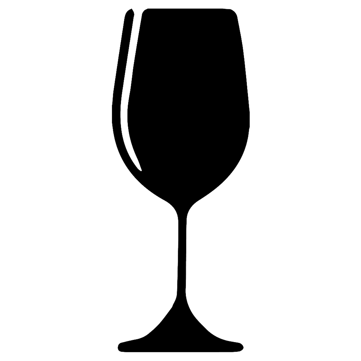 Black glass png. Wine free files icons