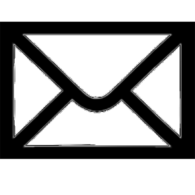 Black gmail icon png. Mail email and vector