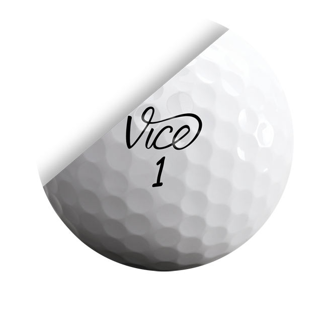 Black golf ball png. Vice pro extremely soft