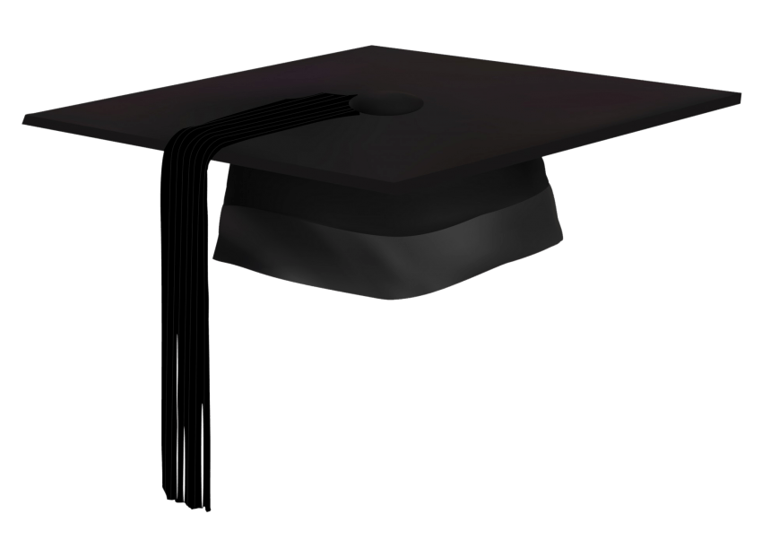 Black graduation cap png. Free images toppng transparent