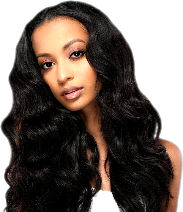 raw cambodian weave hair png