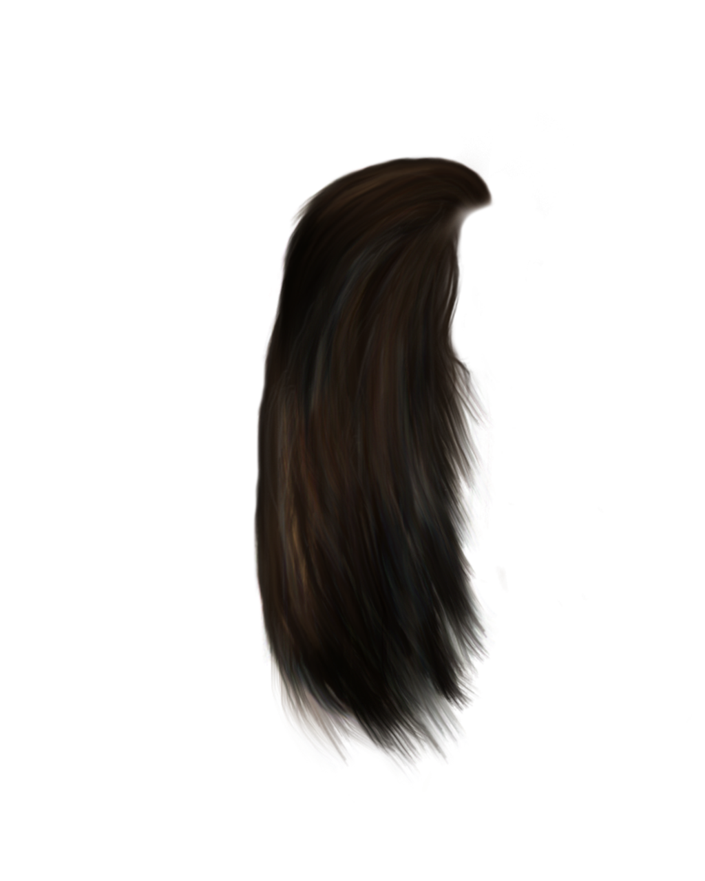 cloud hair png