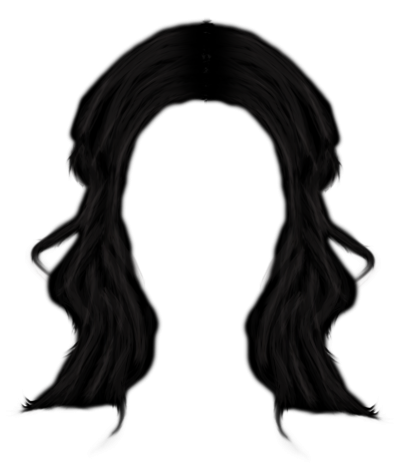 Black hair wig png. Download afro free transparent