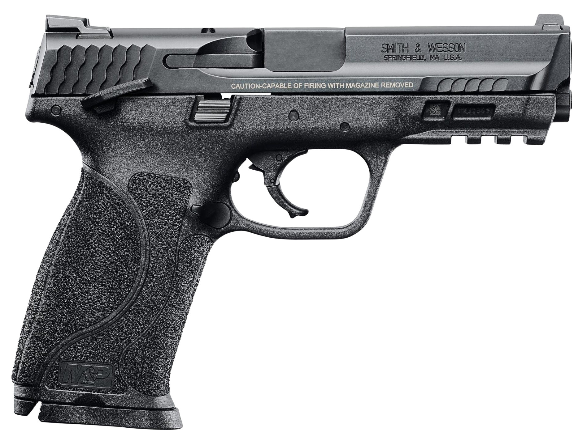 handgun transparent 9mm