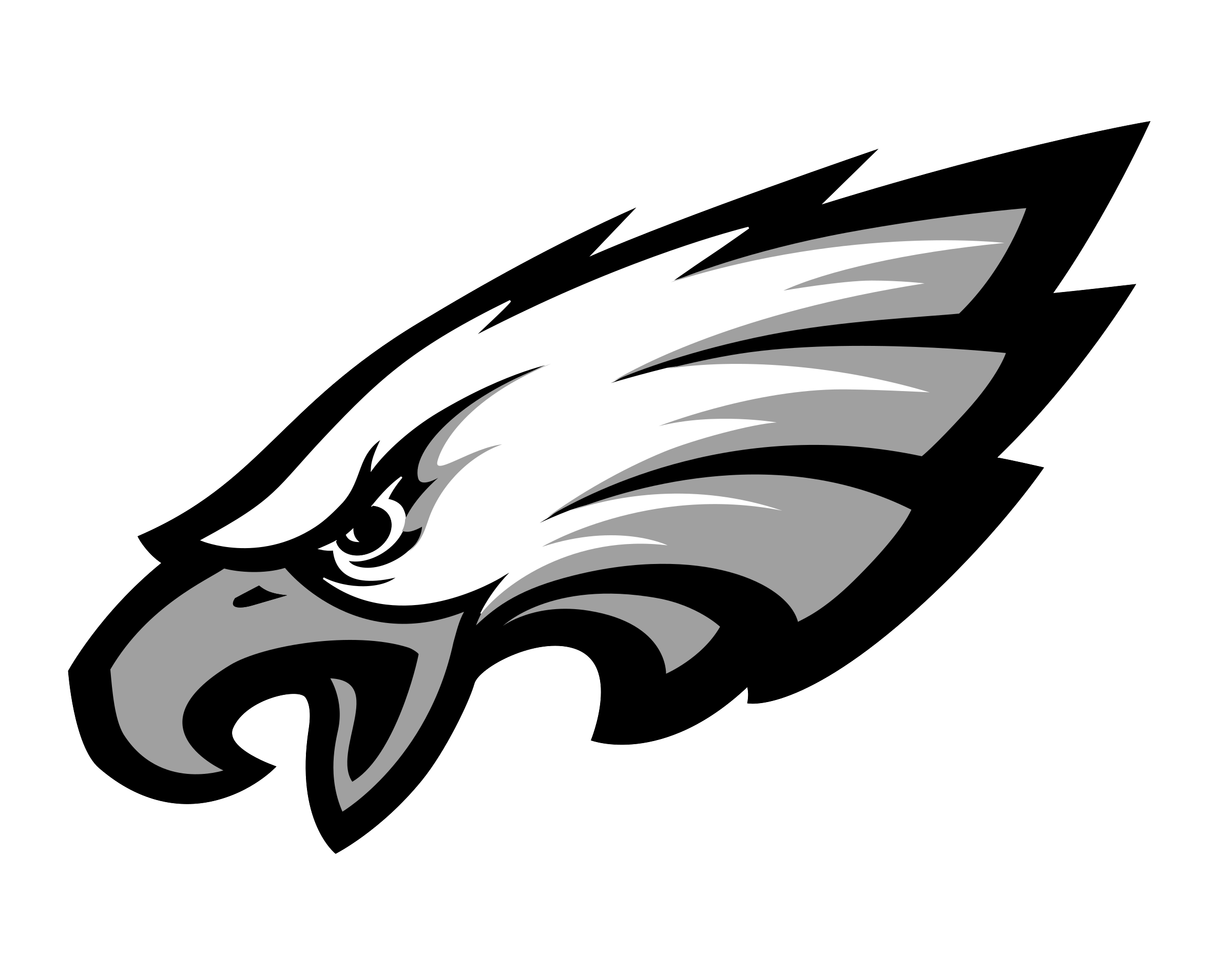 Black hawk logo png. Philadelphia eagles transparent svg