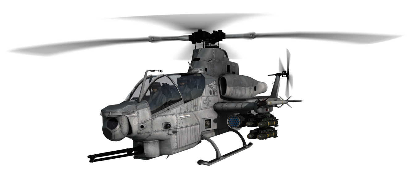 Black helicopter png. Ah z viper resources