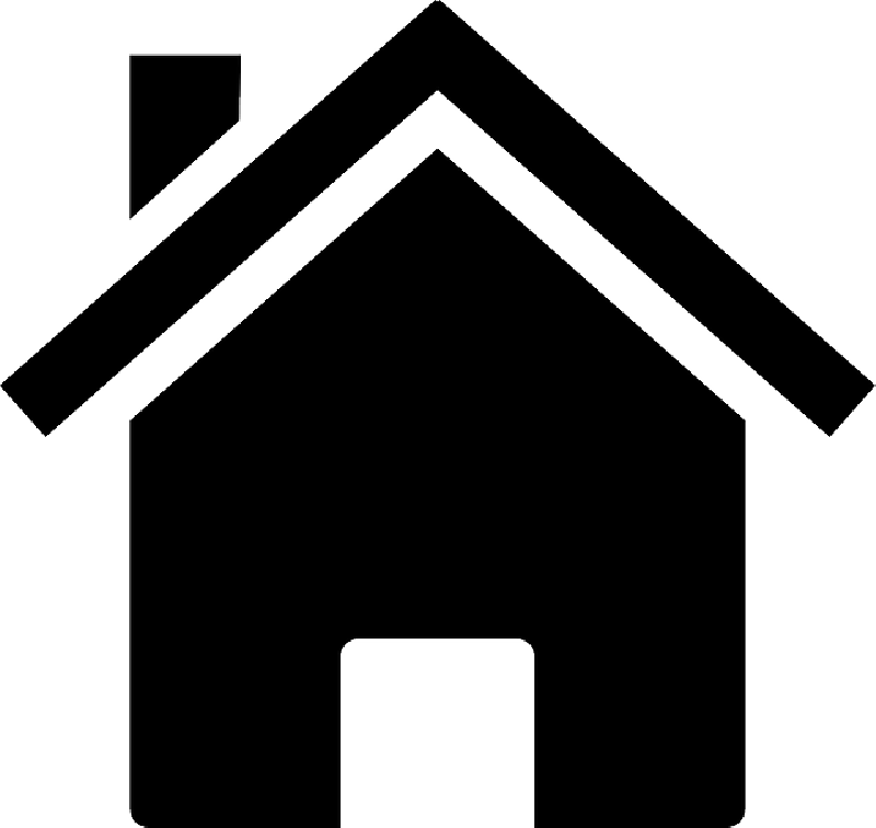 Free home button png. Download and use house